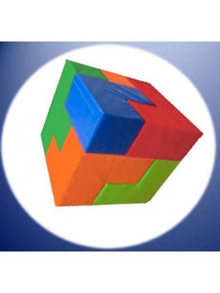 Мягкий игровой набор Кубик Сома
