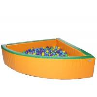 Сухой бассейн Угол 2 метра