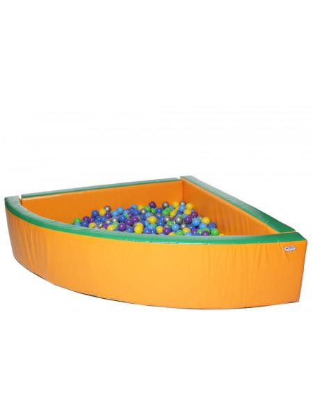Сухий басейн Кут 2 метри