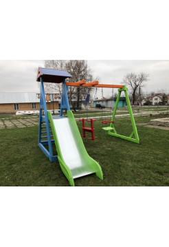 Детская игровая площадка Фунтик