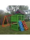 Детская деревянная площадка Оскар