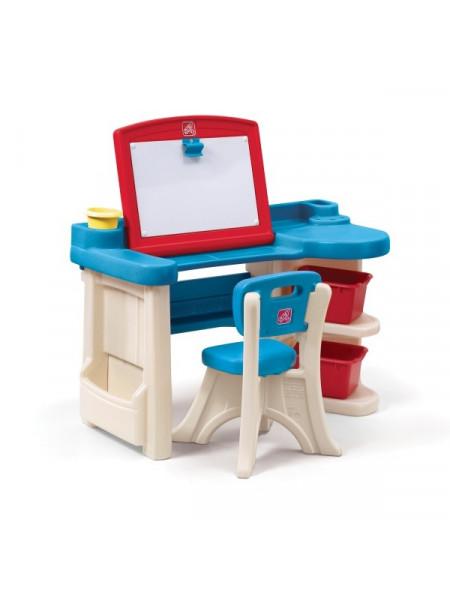 Дитячий стіл зі стільцем Художник