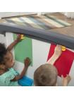 Дитяча дошка для малювання Jumbo Art Easel