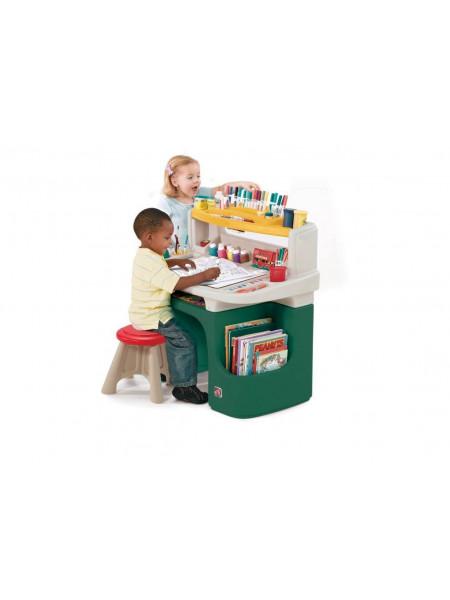 Дитячий стіл зі стільцем Майстер