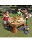 Стіл для гри з піском і водою Діно