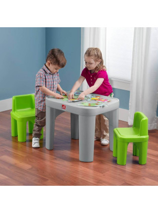Набір столик з двома стільчиками