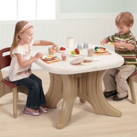 Детский столик с двумя стульчиками
