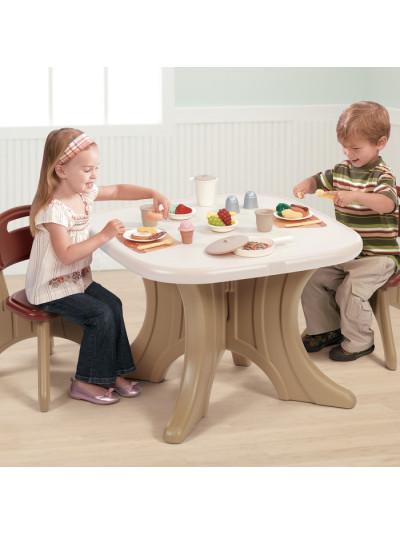 Дитячий столик з двома стільчиками