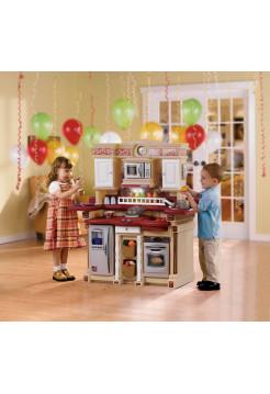 Кухня игровая для детей PartyTime Step-2