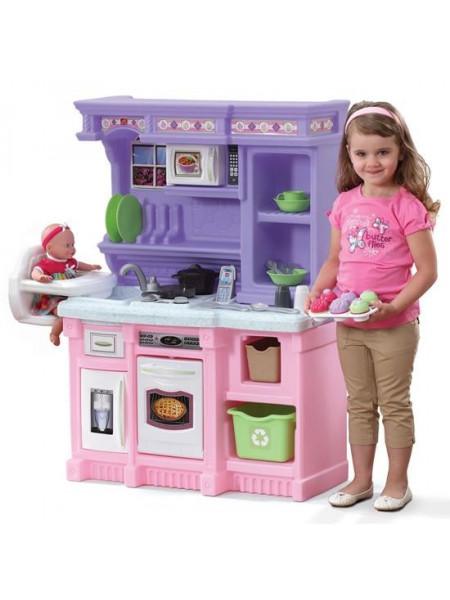Игровая кухня для детей Little Bakers
