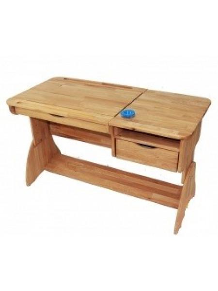 Парта-трансформер деревянная Люкс 90 см