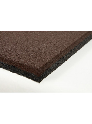 Резиновая плитка травмобезопасная 500х500 см