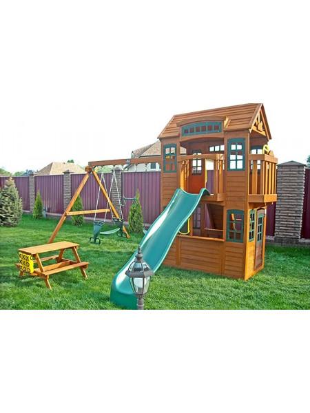 Детская игровая площадка ONTARIO Reinbow