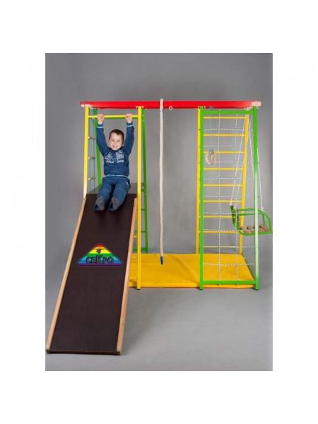 Дитячий спортивно-ігровий комплекс Орбіта