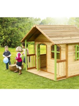 Дерев'яний будиночок для дітей Захоплювальна гра