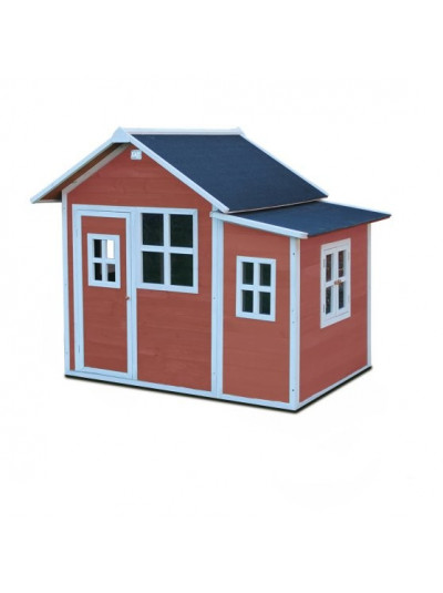 Деревянный домик для детей большой