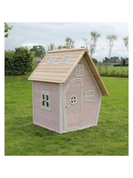 Детский деревянный домик Фантазия