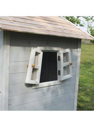 Детский деревянный домик Флигель
