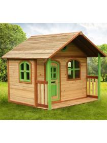 Деревянный домик для детей Увлекательная игра