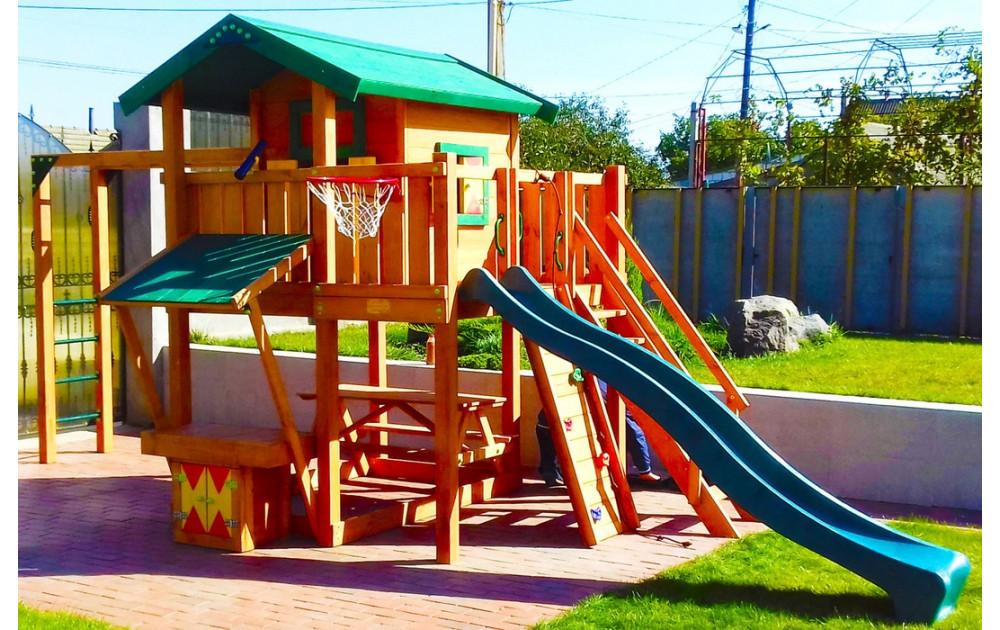 Игровые площадки Spielplatz - гарантия качества и надежности