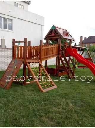 Детская игровая площадка из дерева Spielplatz-22