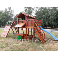 Ігровий комплекс з дерева Spielplatz-24