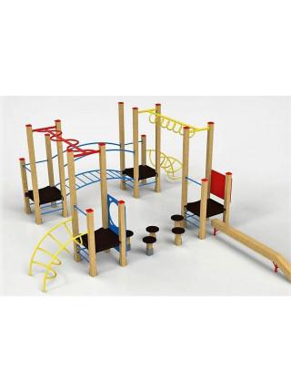 Дитячий спортивний майданчик для ДНЗ