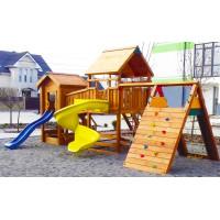 Деревянная игровая площадка Spielplatz-19