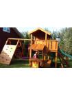 Детская деревянная площадка Spielplatz-13