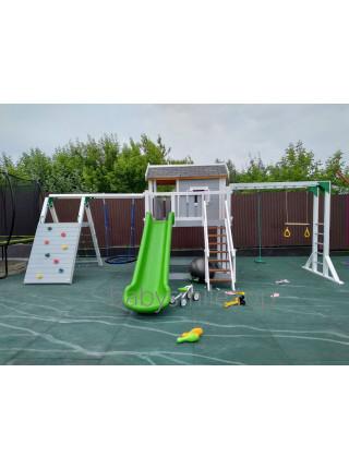 Детская площадка из дерева Spielplatz-28