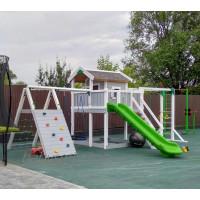 Дитячий майданчик з дерева Spielplatz-28