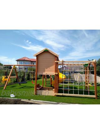 Детская площадка из дерева Spielplatz-29