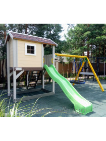 Детская игровая площадка из дерева Spielplatz-30