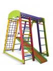 Детский спортивно-игровой комплекс для дома Акварелька mini 150см