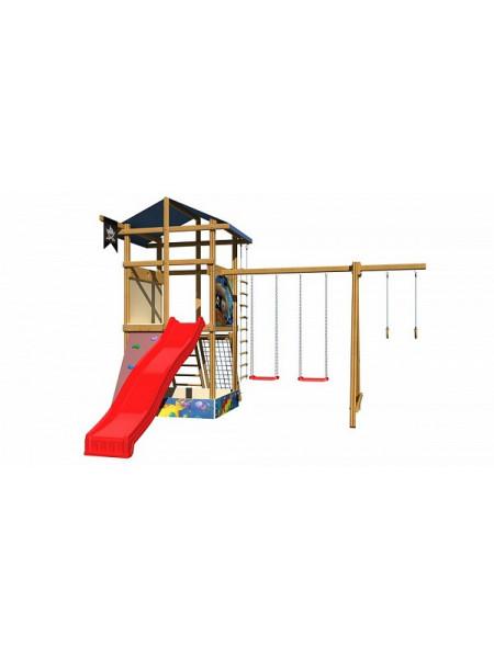 Дитячий майданчик для дачі SB-10