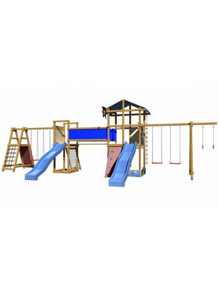 Спортивно-ігровий дитячий майданчик SB-13