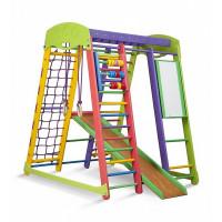 Дитячий спортивний комплекс для дому «Акварелька» 150
