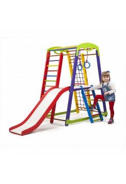 Детский спортивный комплекс- «Кроха - 1 Plus 2» 150