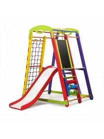Детский спортивный комплекс - «Кроха - 1 Plus 3» 150