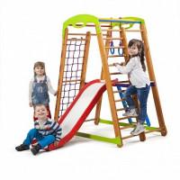 Детский спортивный комплекс - «Кроха - 2 Plus 2» 150