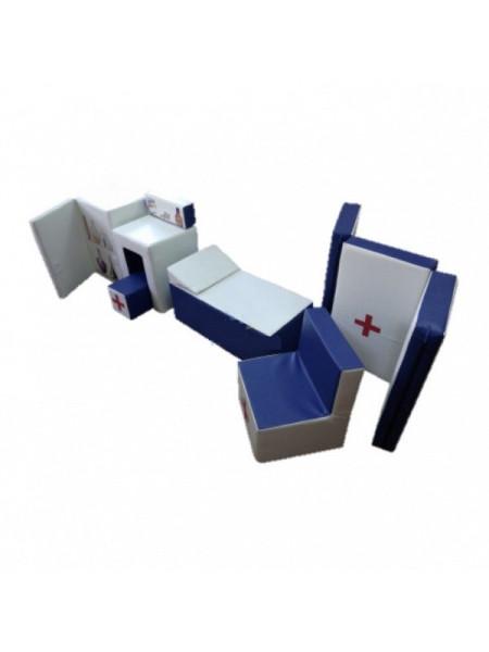 М'які ігрові модулі Поліклініка