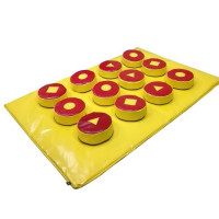 Дитячий розвиваючий килимок Тип-топ