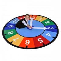 Учебный гимнастический мат Время