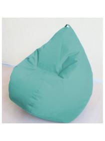 Безкаркасне м'яке крісло-груша Oxford 120х90 см