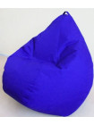 Бескаркасное мягкое кресло-груша Oxford 120х90 см