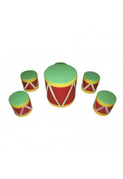 Набор мягкой мебели Барабаны
