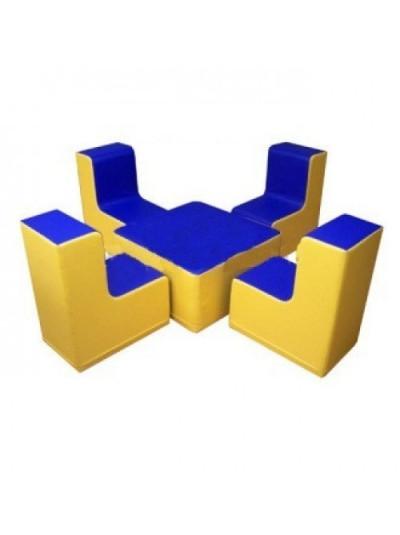 Комплект игровой мебели Квартет