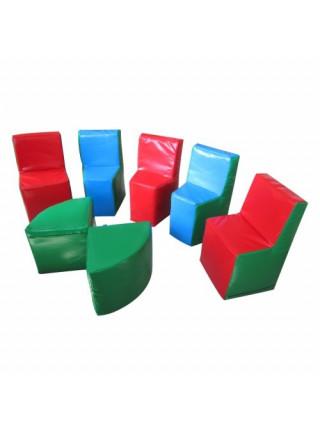 Комплект ігрових меблів Куточок-2