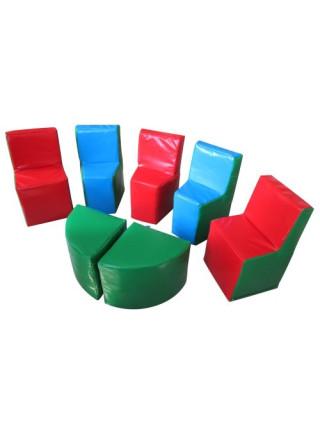 Комплект игровой мебели Уголок-2,