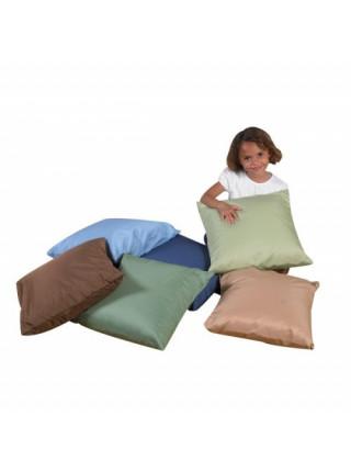 Набір подушок кольорових